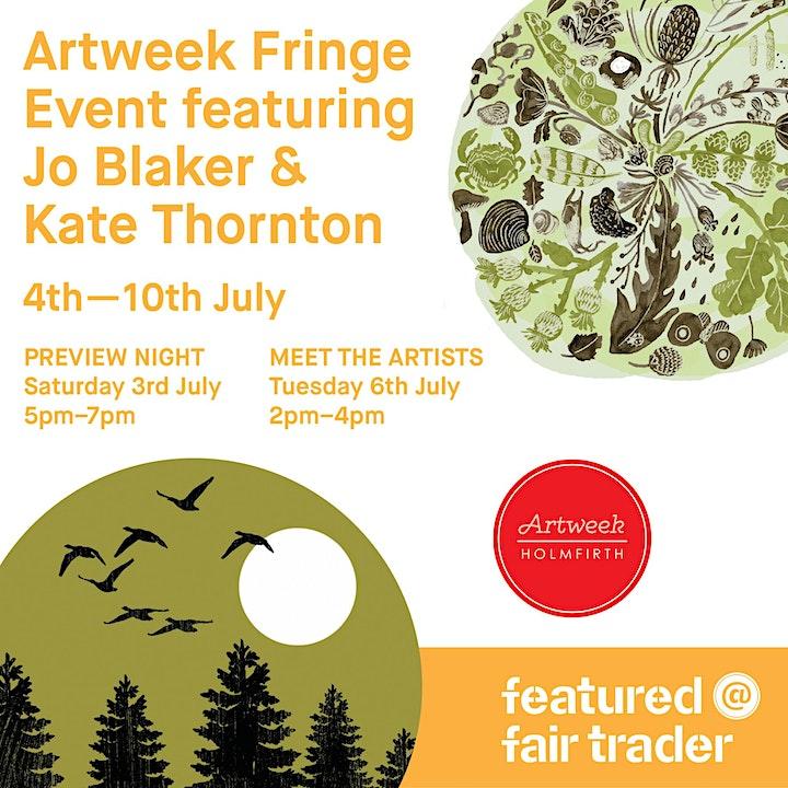 Far Trader Fringe Event - Meet the Artist image