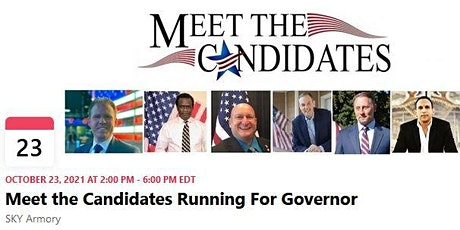 Meet & Interview the Candidates Running For NY Governor tickets