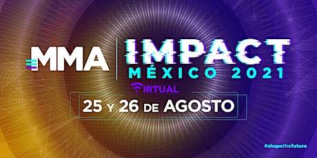 MMA Impact  México 2021 biglietti