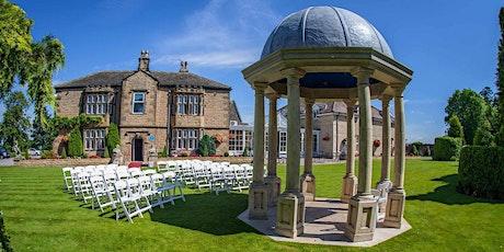 Rogerthorpe Manor Wedding Fayre tickets