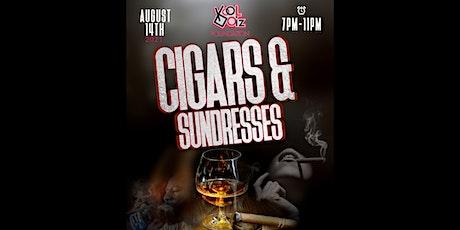 Kool Boiz Foundation Cigars and Sundresses 2021 tickets