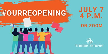 #OurReopening: Revitalizing Student Engagement tickets