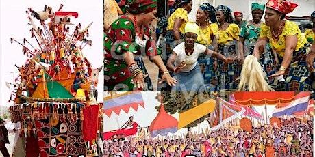 4th Annual Harvest Yam Festival: Vendor Registration tickets