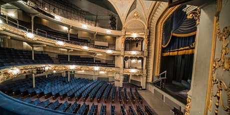 Heritage Open Days @ the Tyne Theatre 2021 tickets