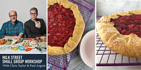 Small Group Workshop: Summer Fruit Galettes tickets