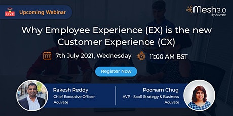 Why Employee Experience (EX) Is The New Customer Experience (CX) tickets