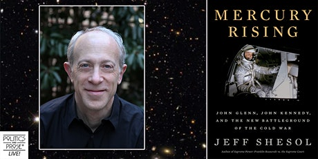 P&P Live! Jeff Shesol | MERCURY RISING in conversation with Diane McWhorter tickets