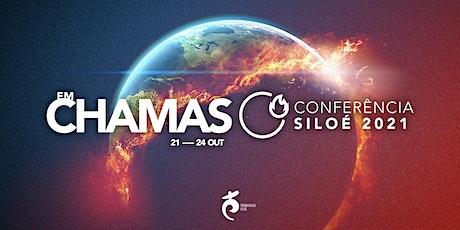 Conferência Em Chamas ingressos