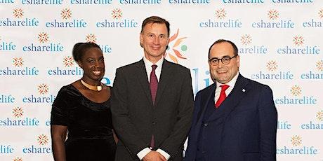 Annual Esharelife Christmas Gala Charity Dinner 2021 tickets