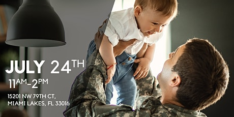 Military Open House - AGM University,  South Florida tickets