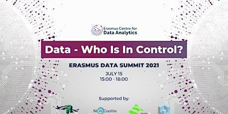 Erasmus Data Summit 2021 entradas