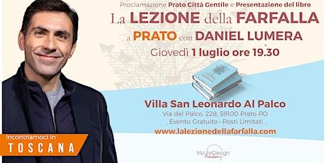 Presentazione a Prato con Daniel Lumera | La Lezione della Farfalla biglietti