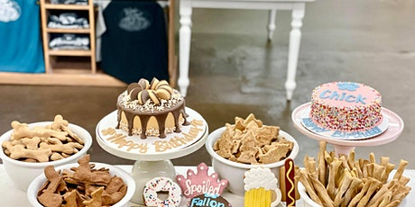 Meet & Treat - Treat Decorating Party with Dogs! tickets