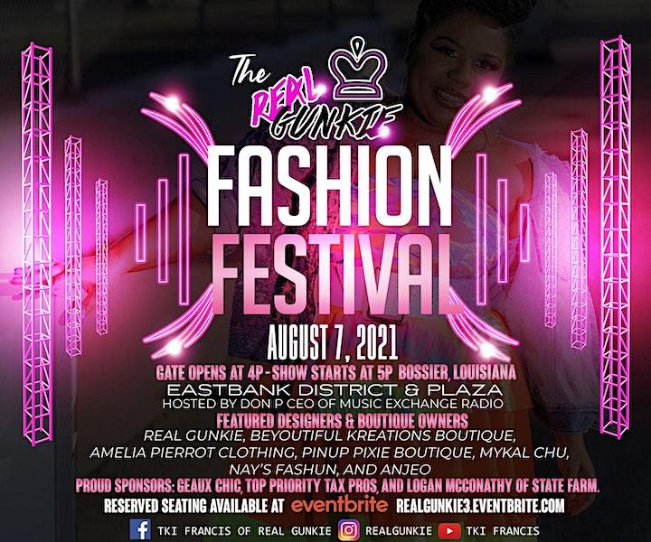 The Real Gunkie Fashion Festival image