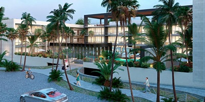 Vacation Home Investment Property: BamoaGolf in Mexico, Playacar