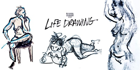 Life-drawing sessions (instructed) tickets