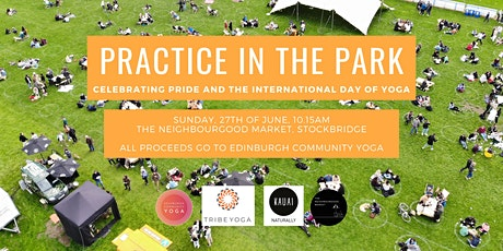 Practice in the Park tickets