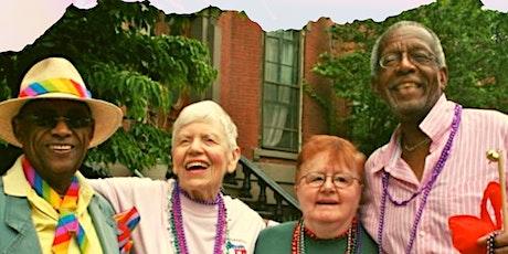 Caring Touch: LGBTQ+ Senior Appreciation Day tickets