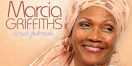 Marcia Griffiths: The Empress of Reggae tickets