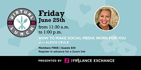 FX June Luncheon: How to Make Social Media Work for You tickets