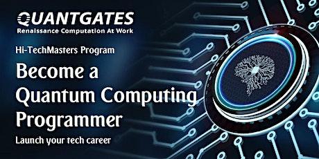 Quantum Computing Training Course- The Job Preparation Program tickets
