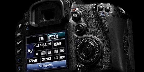 Fotoworkshop: Die digitalen Aufnahmeparameter unter Kontrolle Tickets