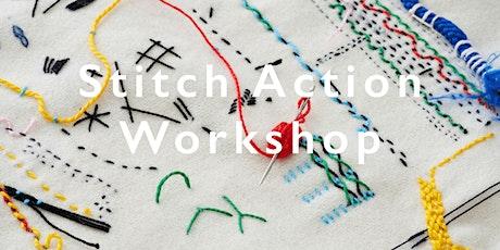 Stitch Action Workshop with Richard McVetis tickets
