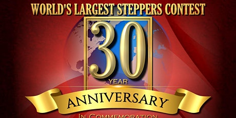 The world's largest Steppers competition tickets