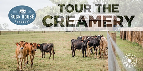 Rock House Creamery and Garden Group Tour tickets