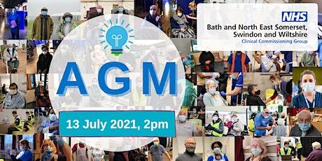 Bath North East Somerset, Swindon & Wiltshire CCG AGM tickets