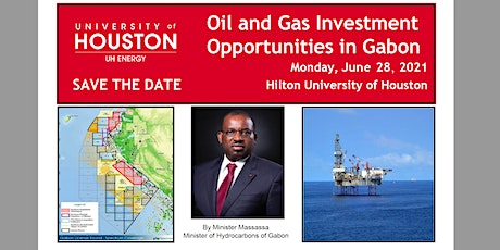 Oil & Gas Investments in Gabon 2021 tickets