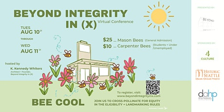 2021 Beyond Integrity in (X) Virtual Conference tickets