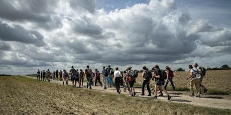 Saclay, l'ascension d'un Plateau. Jour 6 du Tour Piéton du Grand Paris billets