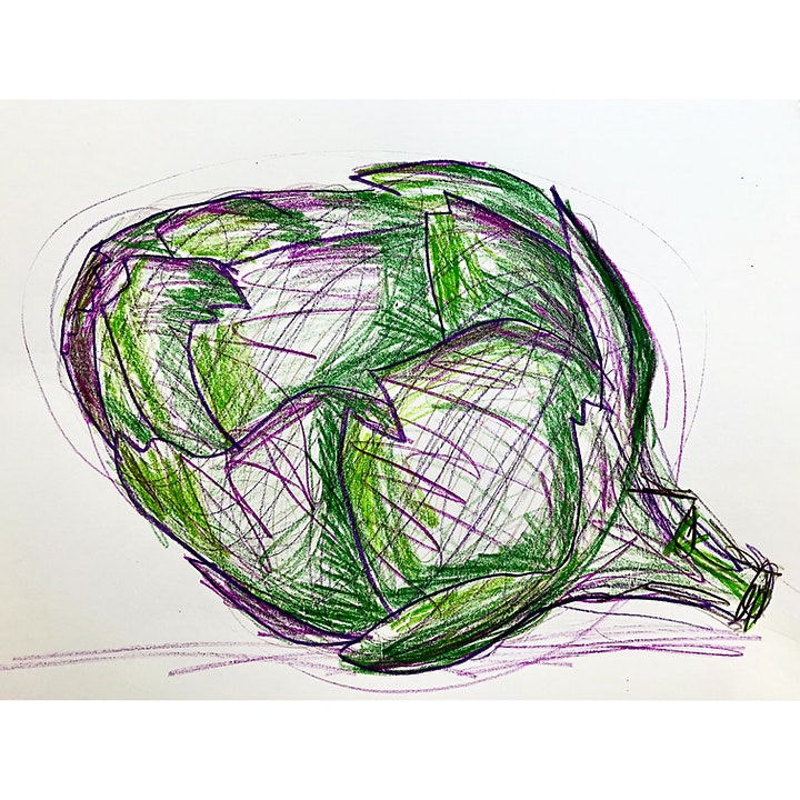 Arthouse   Do, 22.7.    Zeichnen & Drucken: Sommerliche Obst-Motive: Bild