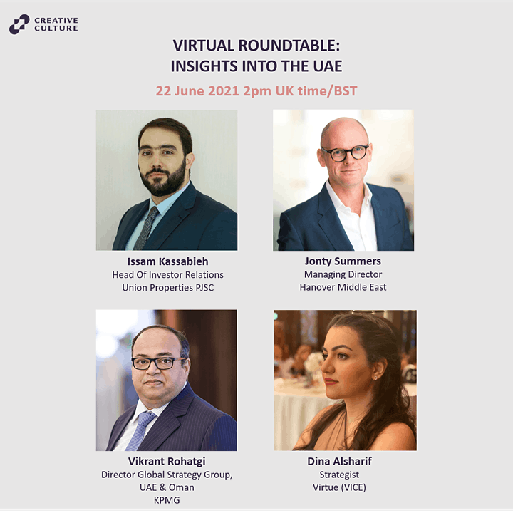 Virtual roundtable: Insights into the United Arab Emirates image