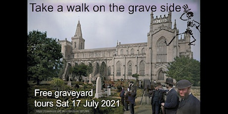Take A Walk On The Grave Side tickets