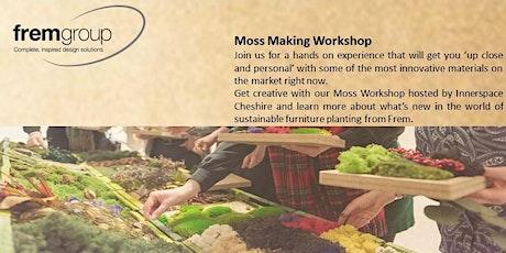 Moss Making Workshop tickets