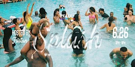 Splash (DMV POOL PARTY) tickets
