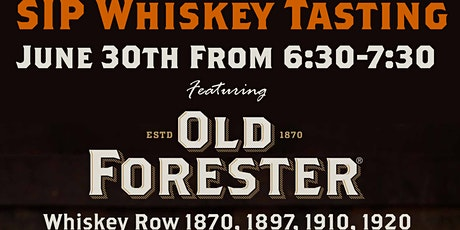 Old Forester Tasting tickets