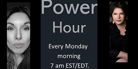 Power Hour  -   Start your week off with the right mindset tickets