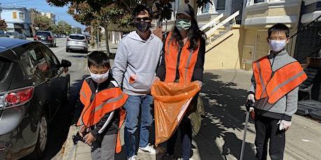 Inner Sunset Neighborhood Cleanup tickets