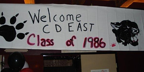 CD East Class of 86 35th reunion tickets