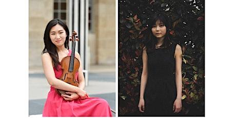 Concerto pour piano & violon - Ayane Kawamura & Yumi Takasaki billets