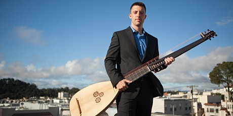 Early Music Wednesdays:  The Solo Theorbo (OnDemand 6/23 - 7/4) tickets