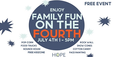 Family Fun on the Fourth tickets