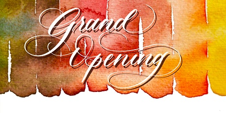 Painted Palettes GRAND OPENING tickets