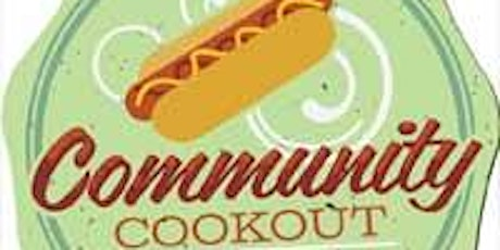 Community Cookout tickets