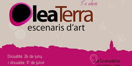 5a edició Oleaterra 2021 - TICKET 26 DE JUNY entradas