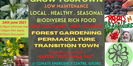 Forest Garderning tickets