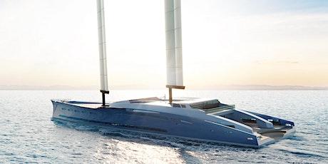 Club RCLG  avec Nicolas Cantenot ,  Co-fondateur de Merveille Yachting biglietti